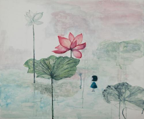 A World in a Flower - Clementine Chan