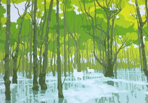 Spring Lake - Emi Shiratori