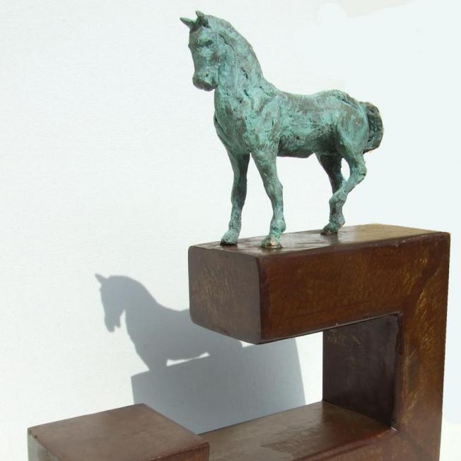 Leonardo's Horse - Joan Artigas