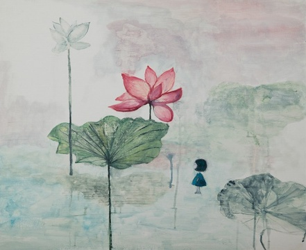 A World of Flower - Clementine Chan