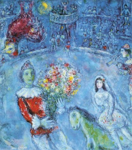 Marc Chagall, Russia