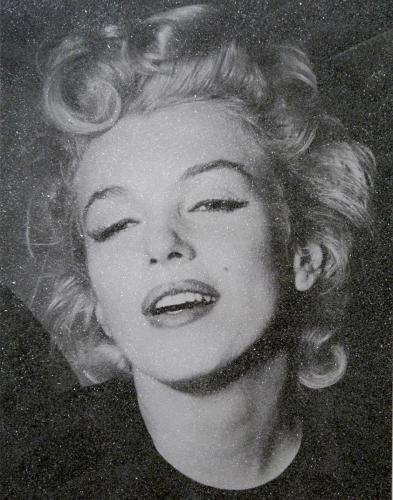 Marilyn Monroe Silver - David Studwell