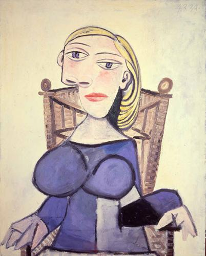 Picasso, Spain