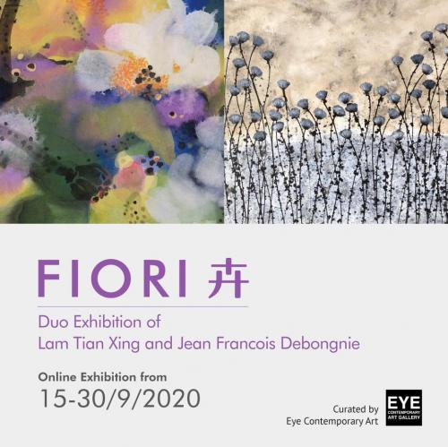 """Fiori 卉""Online Exhibition"
